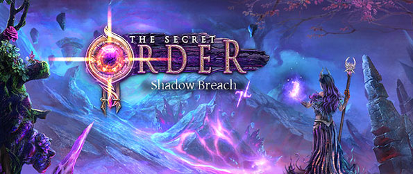 The Secret Order: Shadow Breach - Immerse yourself in this phenomenal hidden object game that takes place in a world full of magic and intrigue.
