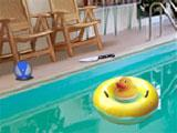 Swimming Pool in Mystery Epic