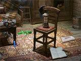 Panic Room 2: Hide and Seek Chair