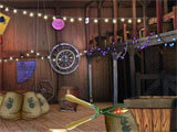 Barnyard Sherlock Hooves fun hidden object scene