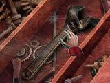 Collect tools in Phantasmat: Déjà Vu Collector's Edition