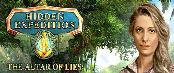 Hidden Expedition: The Altar of Lies - Embark on an expedition to the Honduras to locate an artifact that's been lost for many years.