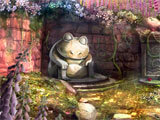 Otherworld: Spring of Shadows Collector's Edition Frog Throne