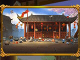China Temple: Level selection