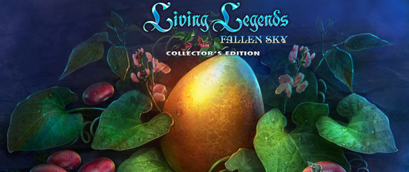 Living Legends: Fallen Sky Collector's Edition - Find Hidden objects to give you clues on what happened to your brother in Living Legends: Fallen Sky Collector's Edition.