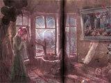 Halloween Stories: Black Book hidden object scene