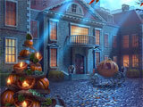 Haunted Manor: Halloween's Uninvited Guest exploring the world