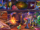 Chimeras: Heavenfall Secrets hidden object scene