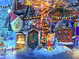Christmas Stories: Alice's Adventures exploring the world