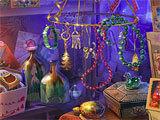Christmas Stories: Alice's Adventures hidden object scene