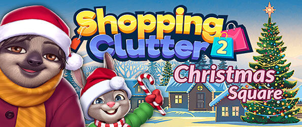 Shopping Clutter 2: Christmas Square - Enjoy this addicting hidden object game that offers highly engaging gameplay and gorgeous visuals.