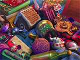 The Christmas Spirit: Mother Goose's Untold Tales hidden object scene