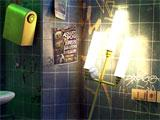 Mystery Revenge: Hidden Evidence Nightclub Bathroom