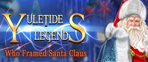 Yuletide Legends: Who Framed Santa Claus - Save Christmas in this exciting hidden object game that's going to take you on a high stakes adventure.