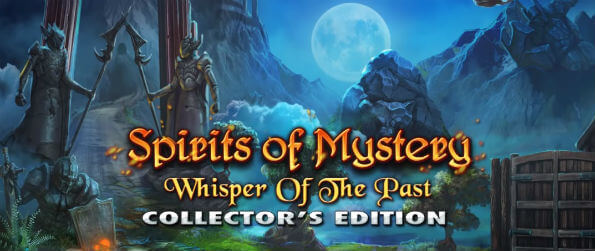 Spirits Mystery: Whisper of the Past - Every family has a secret, and it can be a lot darker than the others. In the Spirits Mystery: Whisper of the Past, it can be downright sinister.