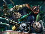 Redemption Cemetery: The Cursed Mark hidden object scene