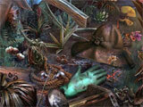 Queen's Quest V: Symphony of Death hidden object scene