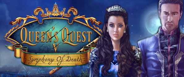 Queen's Quest V: Symphony of Death - Set foot into a world of fairy tales in this phenomenal hidden object game that's worth anyone's while.