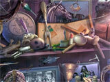 Phantasmat: Remains of Buried Memories hidden object scene