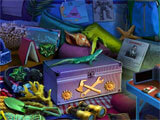 Labyrinths of the World: Lost Island hidden object scene