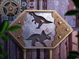 Grim Tales: The Nomad Collector's Edition Dinosaur Key Puzzle