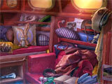 The Secret Order: Return to the Buried Kingdom hidden object scene
