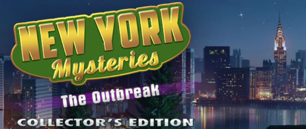 New York Mysteries - The Outbreak Collectors Edition - Uncover secrets hidden in the shadows and make the connections to solve the case!