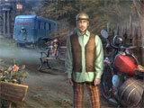 Ms. Holmes: The Monster of the Baskervilles strange place