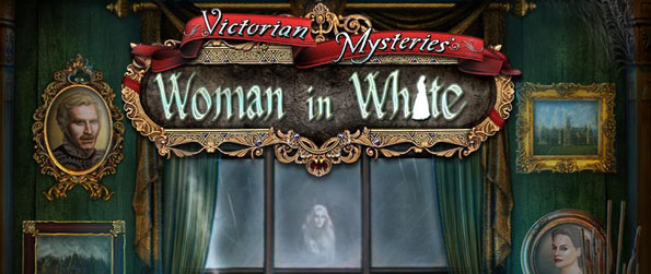 Victorian Mysteries: Woman in White - Help Walter Hartright unravel the mystery behind the woman in white and win the hand of the woman he loves in Victorian Mysteries: Woman in White!