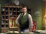 Murder in the Alps - Otto the Receptionist
