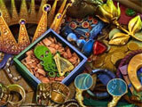 Labyrinths of the World: Fools Gold hidden object scene