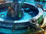 Hidden Object Games: Coastal Hill Mystery hidden object scene