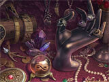 Grim Tales: Guest From The Future hidden object scene