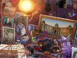 Dark City: Vienna hidden object scene
