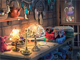 Paranormal Files: The Hook Man's Legend hidden object scene