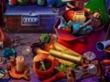 Hidden object puzzle in Enchanted Kingdom: Elders
