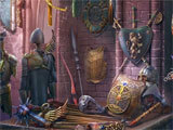 Dark Parables: Portrait of the Stained Princess hidden object scene