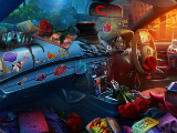 Hidden object puzzle in Mystery Tales: Dealers Choices