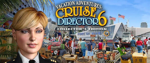 Vacation Adventures: Cruise Director 6 - Play this top tier hidden object game that's going to take you on a delightful cruise across many breathtaking parts of the world.