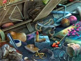 Rite of Passage: Bloodlines hidden object scene