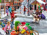 Christmas Wonderland 10 hidden object scene
