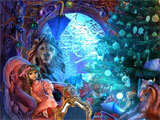 The Christmas Spirit: Grimm Tales hidden object scene