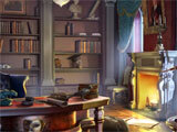 Hidden Objects: Twilight Town list based hidden object scene