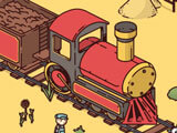 Gold Rush era in Hidden Through Time