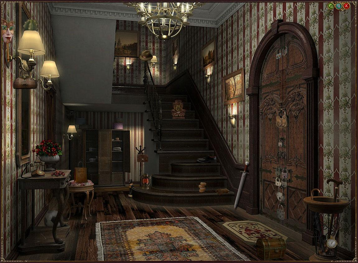 The Panic Room: House of Secrets - Hidden Object Games