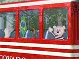 Big City Adventure: Rio de Janeiro Tram