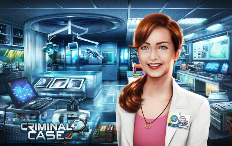 Criminal Case Hidden Object Games