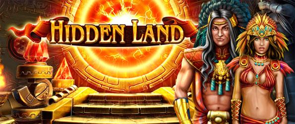 Hidden Land - Save 2 civilizations in a time traveling classic hidden object game.