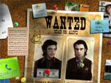 Mystery Detective Wanted Board