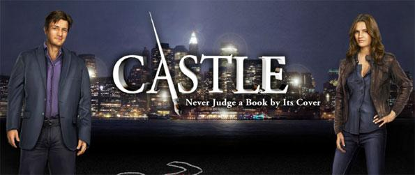 Castle: Never Judge a Book by Its Cover - Enter a stunning game set in the world of the much loved TV series and solve cases as Castle himself.